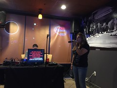 """Zoo Karaoke Childhood Cancer Research Show to benefit The Ronan Thompson Foundation - September 30, 2015 • <a style=""""font-size:0.8em;"""" href=""""http://www.flickr.com/photos/131449174@N04/21292678594/"""" target=""""_blank"""">View on Flickr</a>"""
