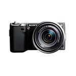 レンズ交換式 デジタルカメラ / レンズ交換式 デジタルHDビデオカメラレコーダーの写真
