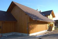 Neubau Scheune Hägglingen