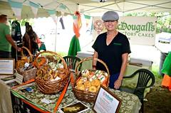 Deborah Streeter-Davitt  of MacDougall's Irish Victory Cakes