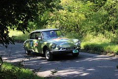 Citroen DS (CBG1970) Tags: england classic car citroen ds citroends kop hillclimb princesrisborough kophill