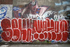 Vancouver Graffiti (cocabeenslinky) Tags: street city urban streetart canada west art vancouver lumix photography graffiti downtown artist photos august columbia panasonic coastal british graff seaport artiste municipality 2015 seka dmcg6 ©cocabeenslinky