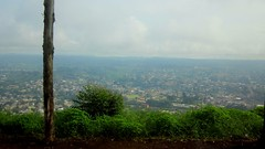 A view of my small town from the hill side. I love and miss that place. There's no place like home. (denoom) Tags: cameroon bamenda