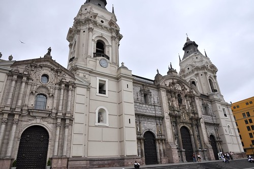Lima (Perú). Catedral