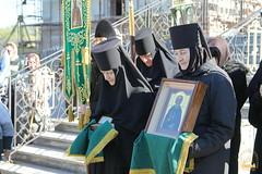 42. The commemoration day of St Sergius of Radonezh in Bogorodichnoe village / Праздник Прп. Сергия Радонежского в Богородичном