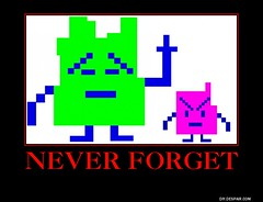 Never Forget (dylan.unknown5150) Tags: never poster aqua force meme teen hunger forget mooninites