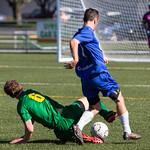 Petone FC v Victoria University 5