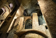 PERUGIA - La Rocca Paolina (iw2ijz) Tags: city italy italia perugia rocca umbria città paolina sotterranei