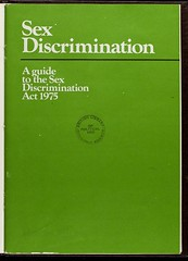 Sex Discrimination Act 19751975