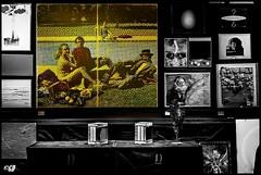 """""""Le déjeuner sur l'herbe"""" by Alain Jacquet, 1964 (dumontet.gilles) Tags: en newyork paris andy les zeiss de la perception auction sony style un popart le warhol sur plus nouveau 55 alain oeuvre lois lart 1964 tableaux manet artiste déjeuner vente auteur lherbe réalisme contemporain trames visuelle drouot jacquet célèbre a7r colorées quadrichromie trichromie éponyme fascinants dedouard enchére décalant"""