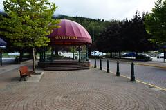 Revelstoke Bandstand (Bracus Triticum) Tags: autumn canada fall bc columbia september british bandstand revelstoke 9月 2015 カナダ 九月 longmonth ブリティッシュコロンビア州 長月 kugatsu nagatsuki くがつ 平成27年