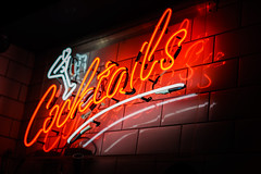 BDSM Pub in Cork (i.begala) Tags: sign night pub drinks cocktails