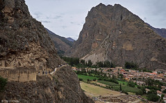 Ollantaytambo (oeyvind) Tags: peru cuzco per per sacredvalley pisac vallesagradodelosincas urubambavalley psac xf1855mm