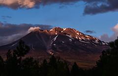 Mount Shasta, California - explored (maytag97) Tags: mtshasta mountshasta sunset d750 nikon maytag97 explored inexplore