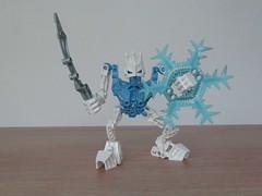 LEGO 8976 LEGO BIONICLE Metus (Totobricks) Tags: ice lego howto instructions tribe build bionicle agori metus baramagna lego8976 totobricks ateroarena