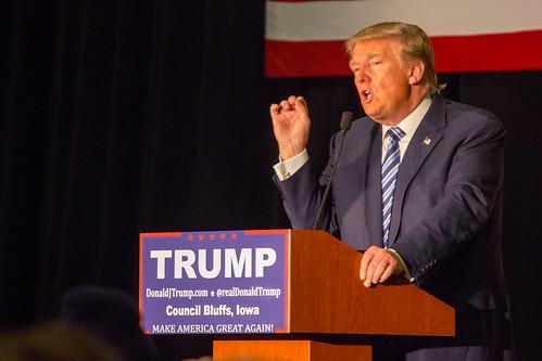 Donald Trump by cornstalker, on Flickr