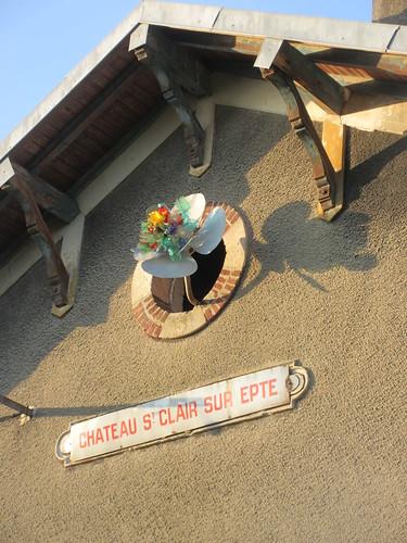 Aligna (Le gentleman Flowers, artiste de Chars, Val d'Oise)