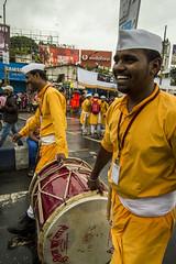 18/19. Dhol Tasha - Ganeshotsav - Pune - 2016 (Anant N S) Tags: maharashtra pune india indianfestival ganpati ganeshotsav ganesh ganeshvisarjan 2016 festival dhol tasha streetphotography streetportraiture portrait
