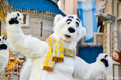 Celebrate The Season (disneylori) Tags: polarbears celebratetheseason disneycharacters nonfacecharacters characters christmas magickingdom waltdisneyworld disneyworld wdw disney