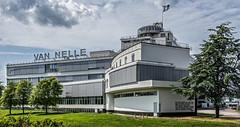 Van Nelle fabriek (Leendert van der Vlugt), Rotterdam (Kijkdan) Tags: architecture e sony carlzeiss vannellefabriek 1635f4 rotterdam