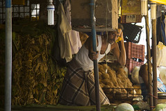 Vegetable Market (Arun Ramanan) Tags: market vendor street photography arunramanansphotography thechennaiphotowalk cpw morning seller thelook spying spy canon 5dmarkiii shade undertheshade vegetable shop