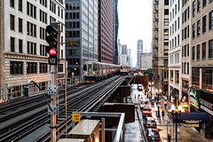 DSC05314.jpg (nianci pan) Tags: cityscape train el chicago illinois modern contemporary pattern line vurve abstract geometry geometric nianci pan sony sonyalphadslr sonyphotographing architecture