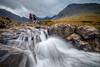 Fairy Pools, Isle of Skye. (Carlos J. Teruel) Tags: rock nikonafsnikkor1835mmf3545ged d800e fairypools filtros 1835 rocas isleofskye nikon1835 highland scotland xaviersam skye cloud carlosjteruel landscape rio waterfalls nikon photography nubes mountain
