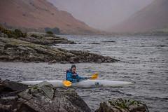 WastWaterKayak061116-6156 (RobinD_UK) Tags: wast water kayak paddle cumbria lake district wasdale