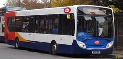 Cambridge (Andrew Stopford) Tags: ae13dzr adl enviro300 stagecoach cambridge citi
