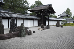 Sea of Stones (Patrick Vierthaler) Tags: tofukuji toufukuji summer late sommer hojo houjou garden garten main japanese temple japanischer tempel buddhist buddhistischer zen           rinzai sect