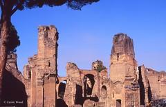 Terme di Caracalla (Fontaines de Rome) Tags: roma rome rom termedicaracalla terme caracalla