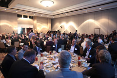 Arizona Manufacturing Summit attendees (Gage Skidmore) Tags: arizona manufacturing summit luncheon 2016 biltmore phoenix council chamber