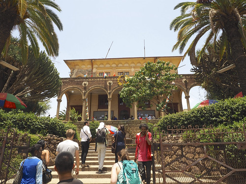 The Asmara Theater
