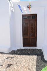 wood on white (LaMalinGenie) Tags: door wood hardwood greece