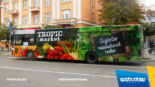 Info Media Group - Tropic, BUS Outdoor Advertising, Banj Luka 10-2016 (1)