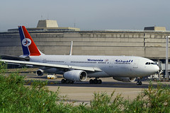 Airbus A 330 ~ 7O-ADT  Yemenia (Aero.passion DBC-1) Tags: dbc1 david biscove aeropassion aviation avion aircraft plane spotting roissy cdg airport airbus a330 7oadt yemenia