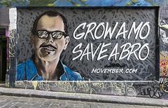 Ling Hosier Lane 2016-11-27 (5D_32A1622) (ajhaysom) Tags: ling movember hosierlane melbourne australia streetart graffiti canoneos5dmkiii canon1635l