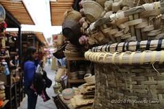 Ceste in primo piano (Roberto Lauro) Tags: viaggi travel ecuador cuenca mercato market citt city canon