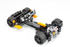 LEGO Porsche 911 GT3 RS (991 2016) (Malte Dorowski) Tags: 42056 lego porsche 2016 gt3 rs 991 911 carrera small legoideasprojectporsche911gt3 modelteam 117 118 116 racing speed racers expert car vehicle