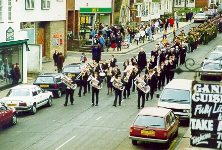 1991 - Remembrance Parade 2