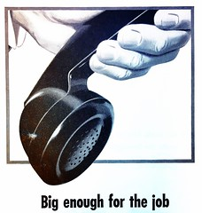 1950s Bell Telephone Ad (Christian Montone) Tags: ads advertising vintageads adverts vintage print printads 1950s midcentury