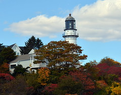 Cape Elizabeth Light (BOB WESTON) Tags: capeelizabethmaine twolights