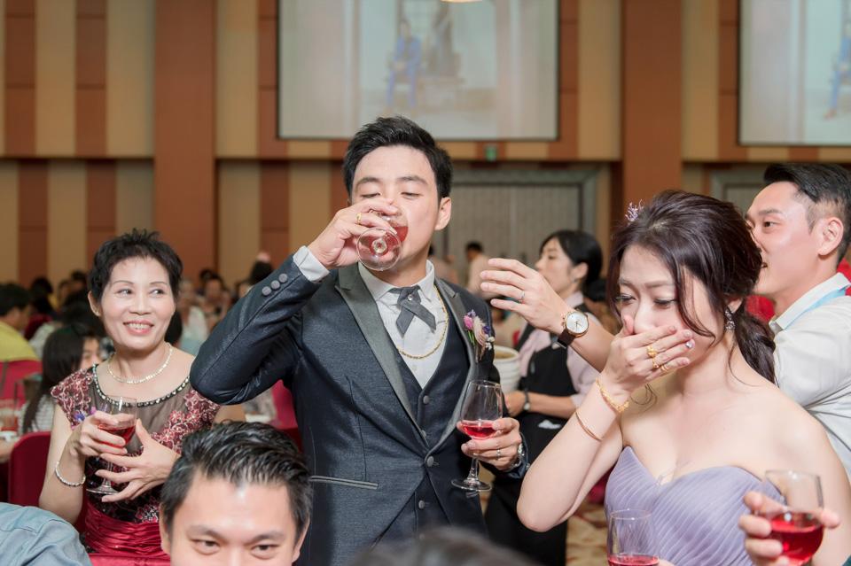 台南婚攝 婚禮紀錄 情定婚宴城堡 C & M 167