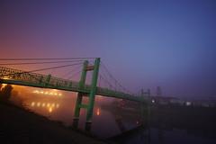 DSC08505 (cemilÖzenli) Tags: eskişehir fener adası gaga yaya köprüsü porsuk sonbahar pedestrian bridge sunrise autumn