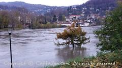 Torino (91) (cattazen.com) Tags: alluvione torino po esondazione parcodelvalentino murazzi pienadelpo cittàditorino turin piemonte