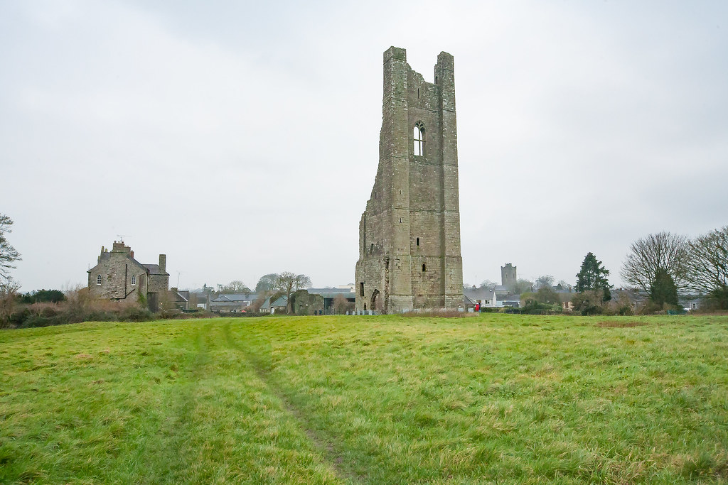 TRIM CASTLE AND NEARBY [COUNTY MEATH]-123599