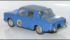 RENAULT 8 Gordini (2120) NOREV L1120688 (baffalie) Tags: auto voiture car coche miniature diecast toys jeux jouet ancien vintage classic