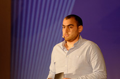 TEDxLyon 2016 (lionelfaucher) Tags: tedx tedxlyon abdulkaderfattouh alep parfumerie