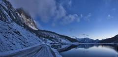 Canmore 2014 Panorama (John Andersen (JPAndersen images)) Tags: canmore alberta panorama stitch road spray lake eeor mountrundle haling rockies