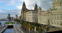 Pier Head from the east (scouser185) Tags: liverpool pierhead liverbuildings 3graces